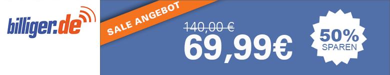 Neues Feature bei Billiger.de